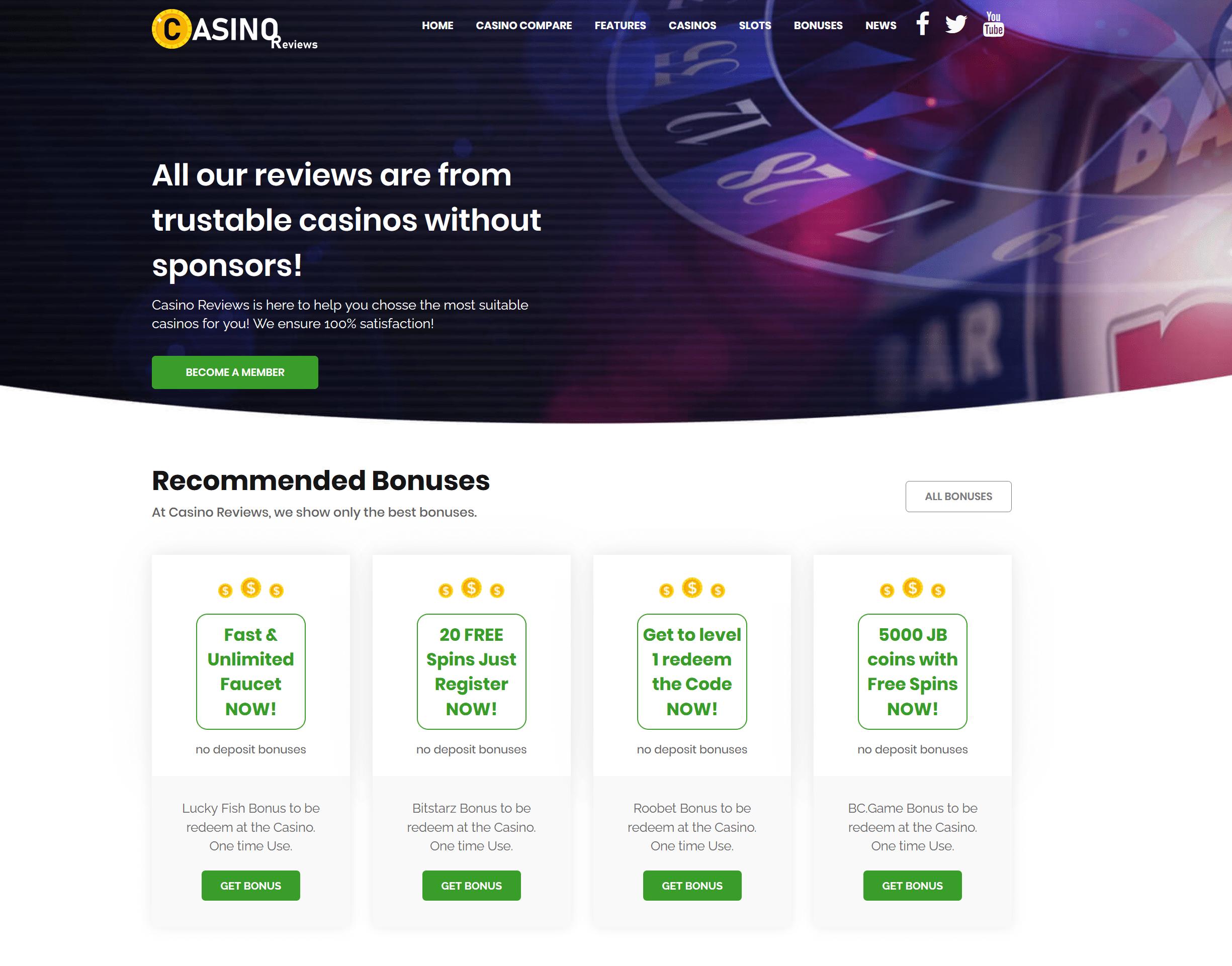 Best Casino Online Review